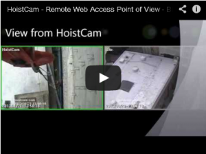 HoistCam Video – Remote Web Access from Any Smartphone, Tablet or PC