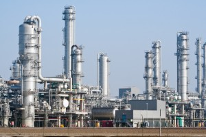 Petrochemical-industrial-plant