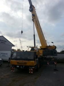 Truck Crane pic