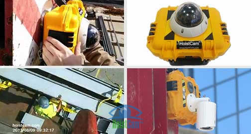 Hoistcam Eliminate Blind Spots For Operators And Managers