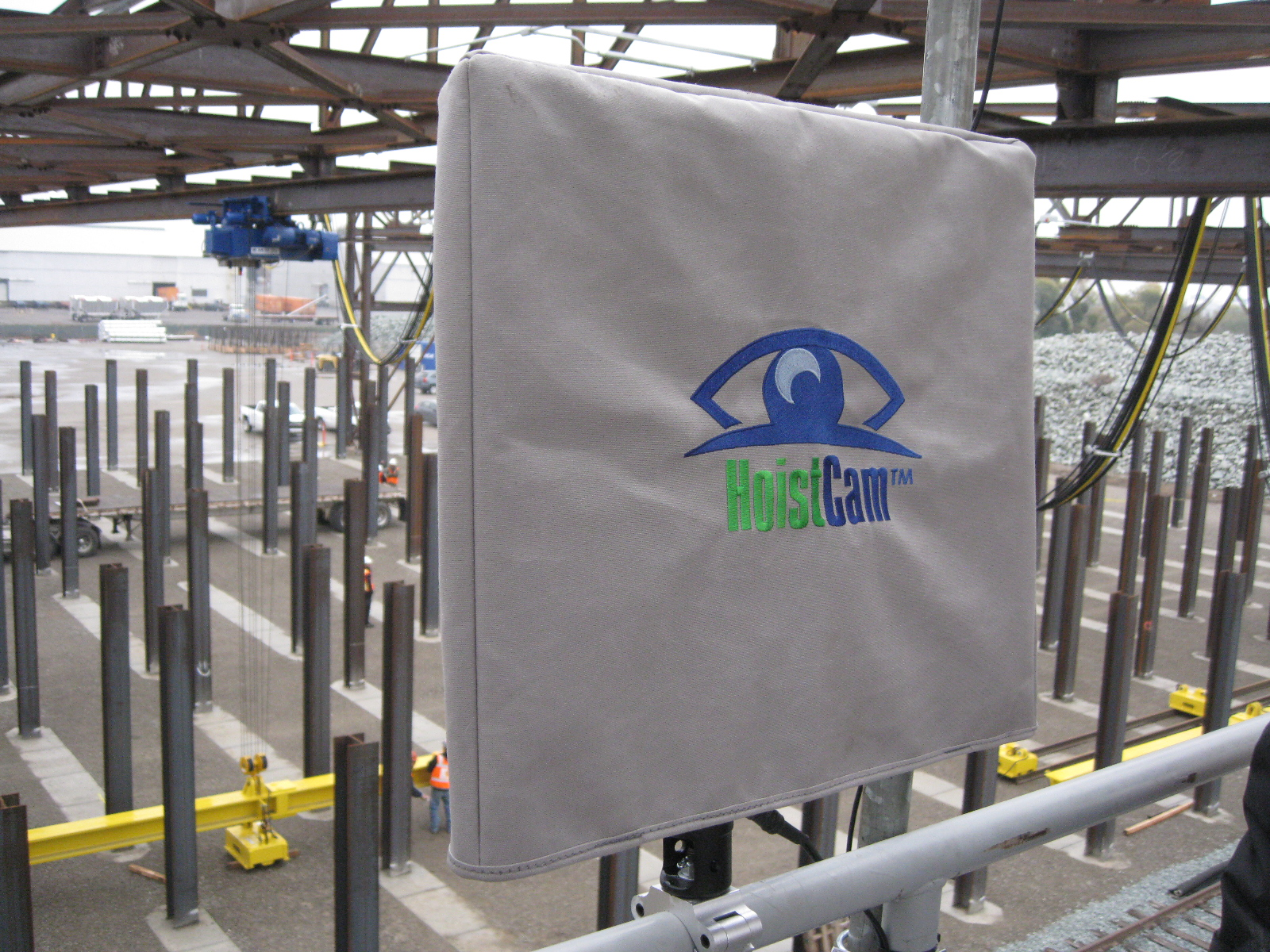 Outdoor Protective Cover For Hoistcam Monitor Wireless