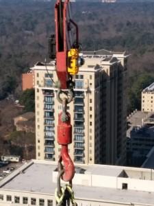 Luffing Crane pic