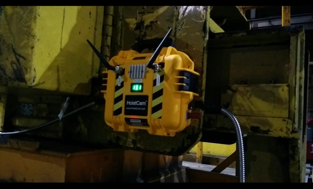 HC210 Video Transmission Box (VTB) Mounted