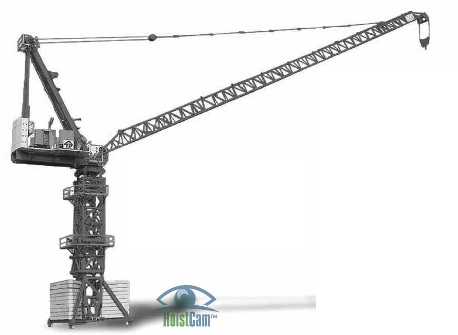 HoistCam™ - Luffing Boom Crane Camera System - HoistCam Crane ...