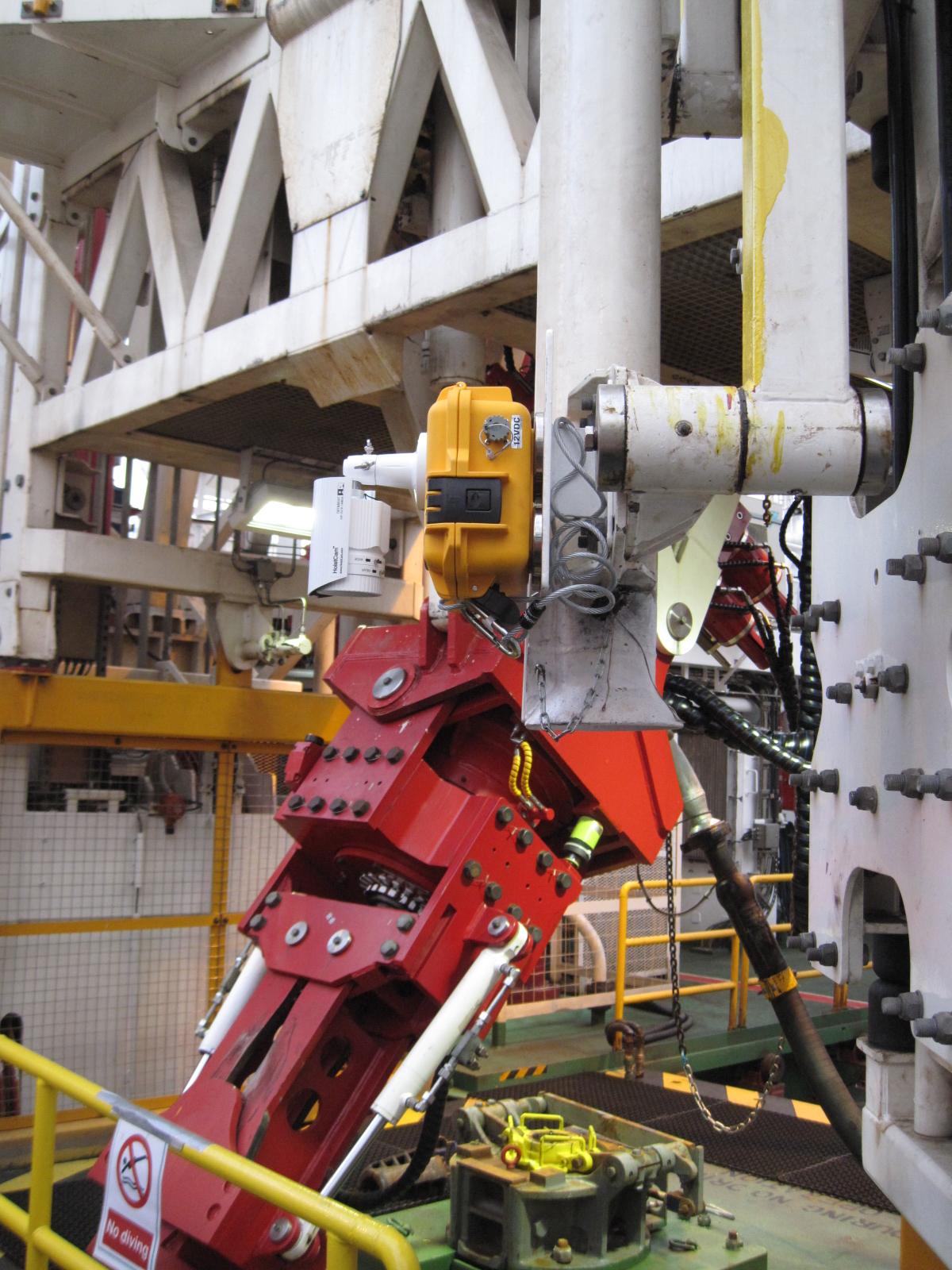HoistCam™ - Offshore / Drilling Rig / Oil Rig Camera System