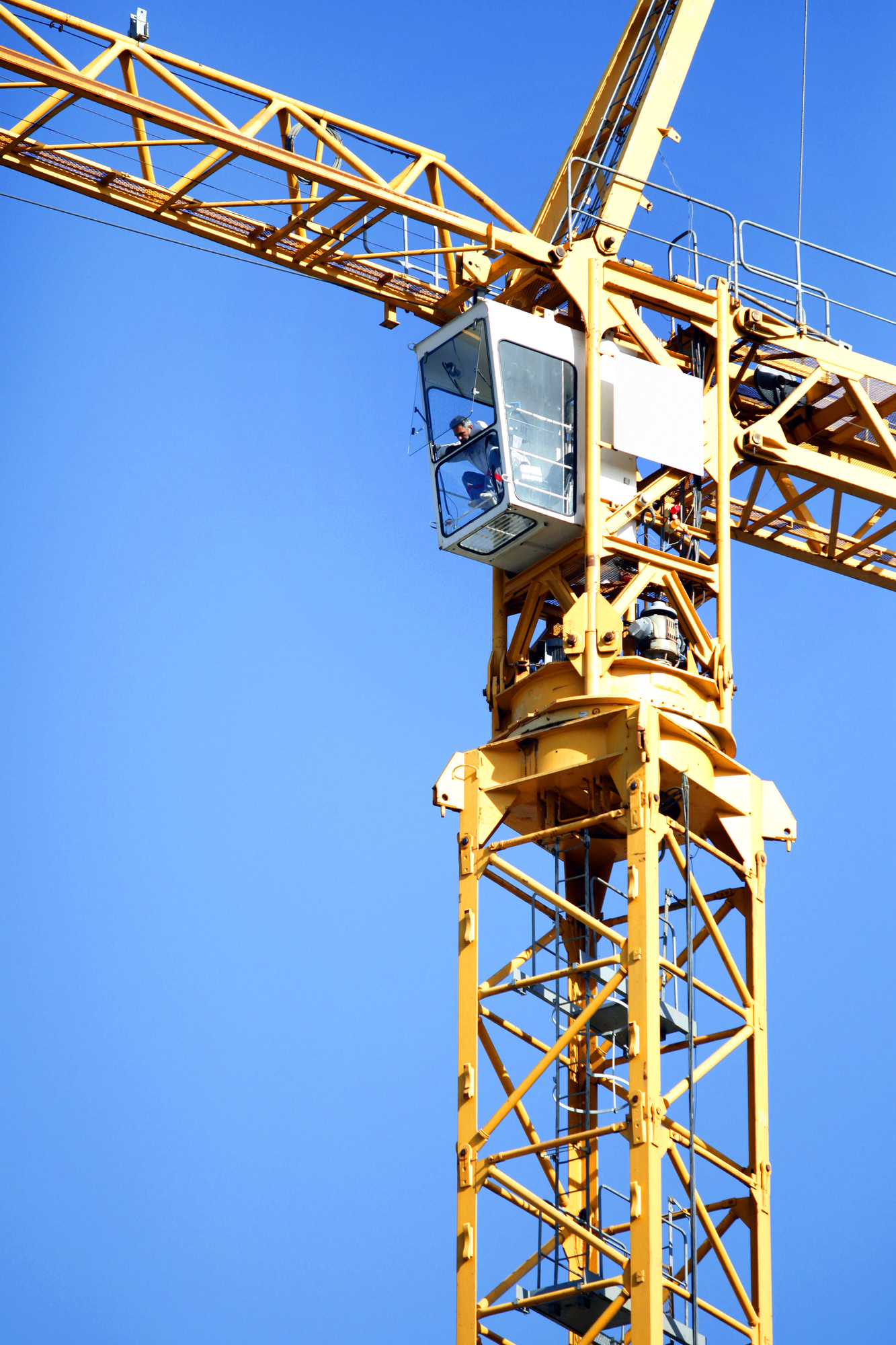 Cameras on Cranes from The Operator's Point of View