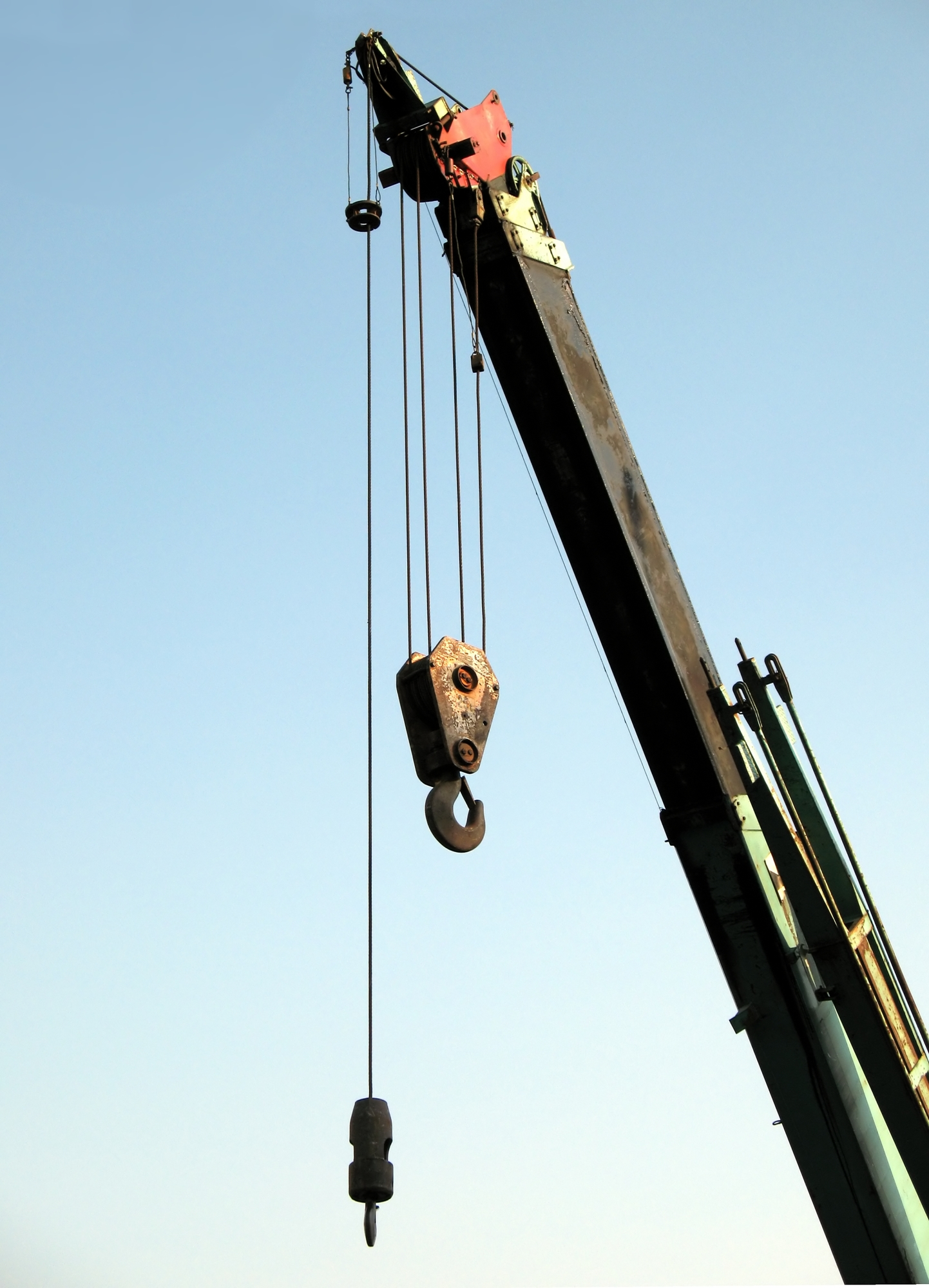 Boom Tip Mounting Vs Hook Block Mounting Of Cameras On Cranes
