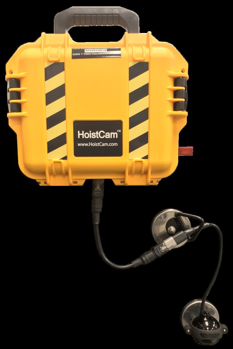 HoistCam HC145 - Low Profile Wireless Camera - Wireless