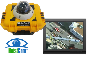Hoistcam Home Wireless Camera For Cranes And Heavy