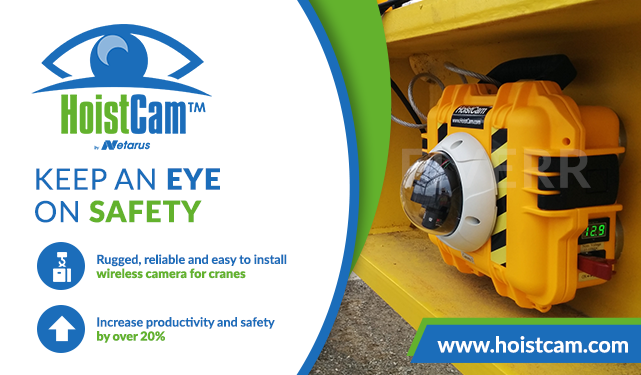 HoistCam - Keep an Eye on Safety